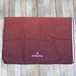 Athleta Equa Towel Yoga Mat Slip Resistant